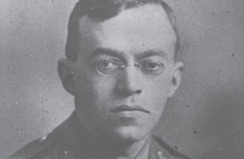 Zionist leader Ze'ev Jabotinsky (photo credit: Wikimedia Commons)
