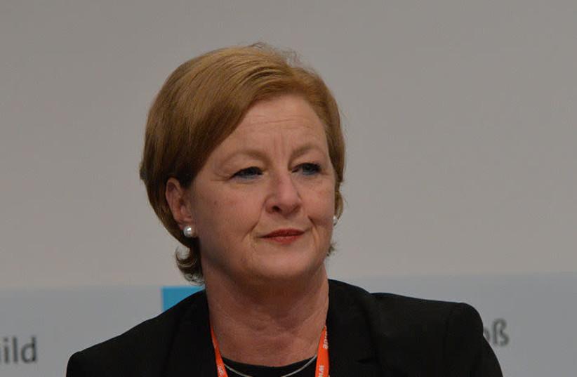 Michaela Engelmeier (photo credit: OLAF KOSINSKY/SKILLSHARE.EU)
