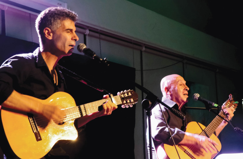 THE PARVARIM have been entertaining audiences up and down the country for 58 years (photo credit: AMI VARDI)