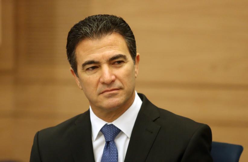 Mossad Director Yossi Cohen (photo credit: MARC ISRAEL SELLEM)