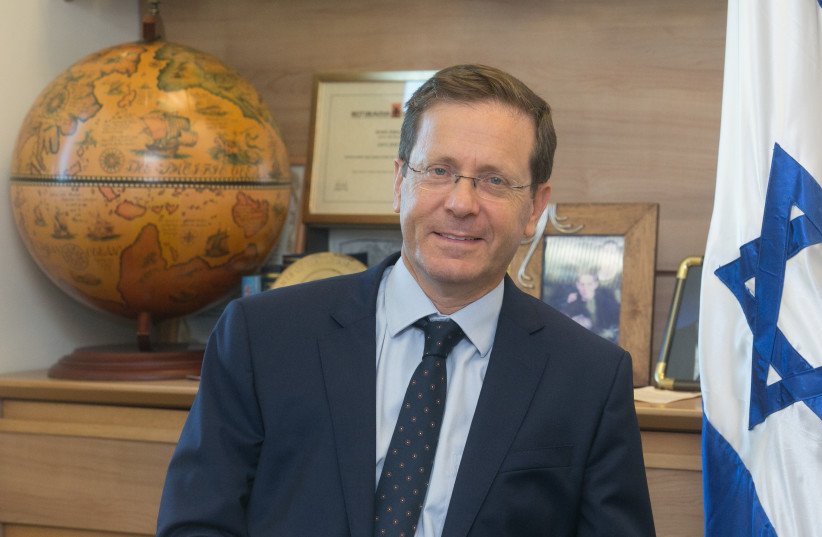 Isaac Herzog, the new head of the Jewish Agency. (photo credit: MARC ISRAEL SELLEM)