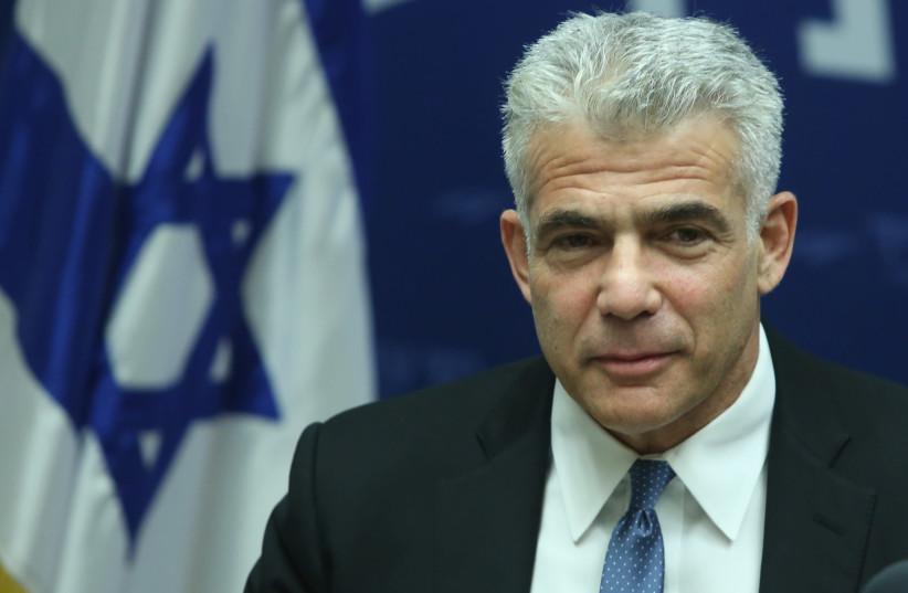 Yesh Atid chairman Yair Lapid  (photo credit: MARC ISRAEL SELLEM)