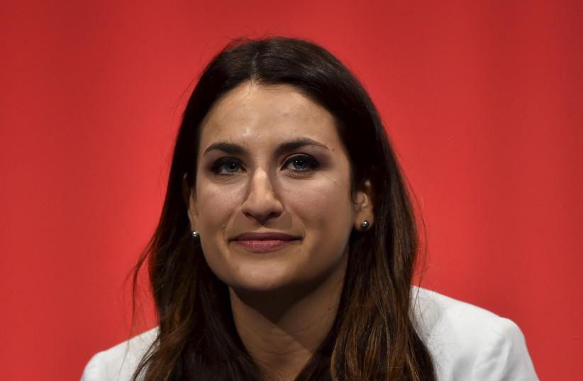 Labour MP Luciana Berger (photo credit: REUTERS)