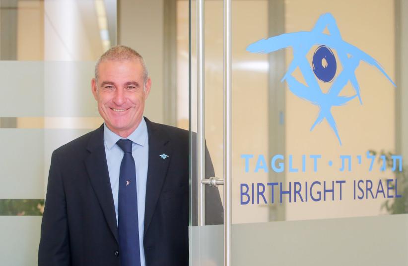Birthright Israel's director Gidi Mark. (photo credit: MARC ISRAEL SELLEM)