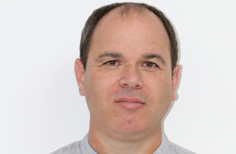 Erez Kaplan Haelion, CTO of Cyber 2.0 (photo credit: Courtesy)