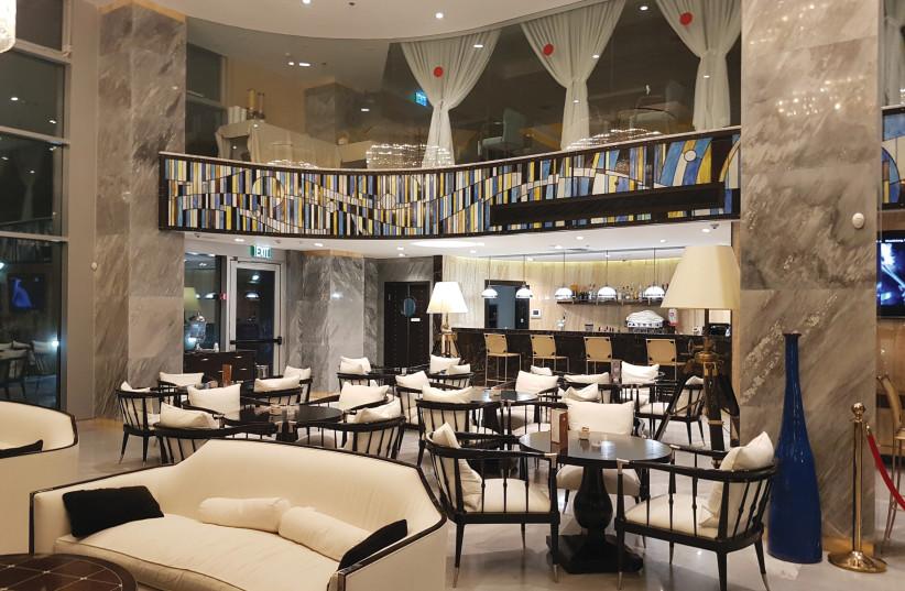 The Mediterre Hotel in Netanya (photo credit: TALY SHARON)