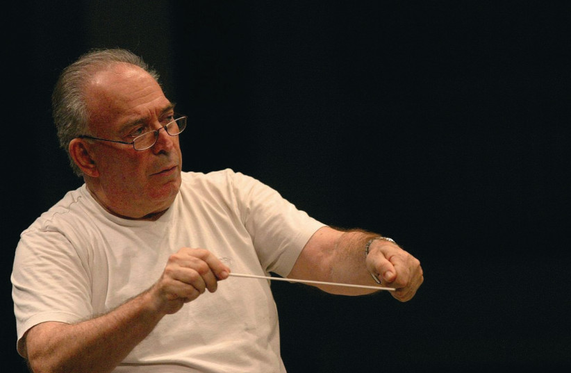 Noam Sheriff - a prolific composer who created a fusion of East and West (photo credit: Wikimedia Commons)