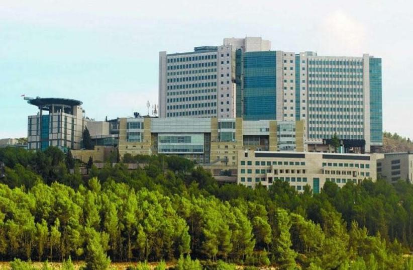 Hadassah University Medical Center (photo credit: AVI HAYOUN)