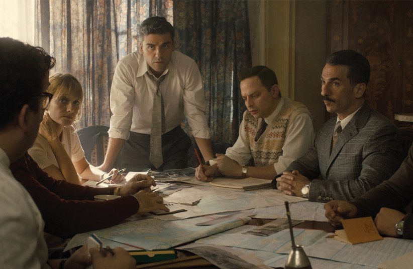 'Operation Finale' is a color-by-numbers post-WWII political thriller (photo credit: Courtesy)