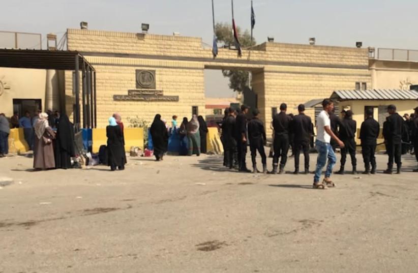 Tora Prison in Egypt  (photo credit: YOUTUBE SCREENSHOT)
