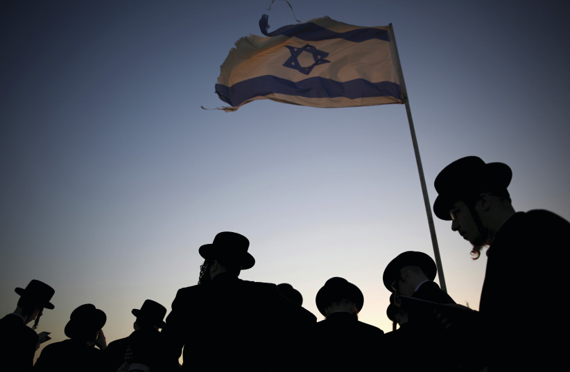 WHAT SHOULD Israel atone for this year?  (photo credit: REUTERS)