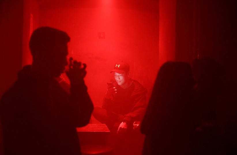 Nightclub (Illustrative) (photo credit: PAUL HACKETT/REUTERS)
