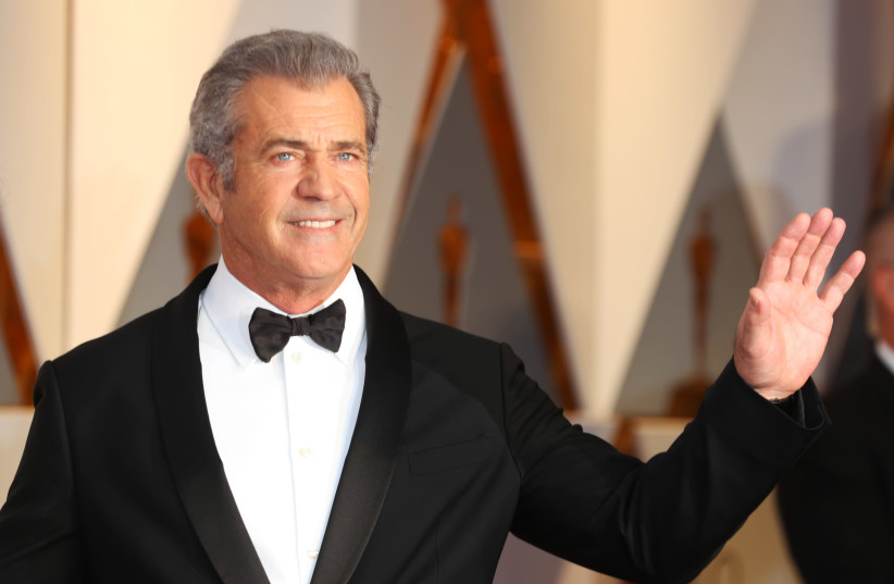 89th Academy Awards - Oscars Red Carpet Arrivals - Hollywood, California, U.S. - 26/02/17 - Actor Mel Gibson (photo credit: REUTERS/MIKE BLAKE)