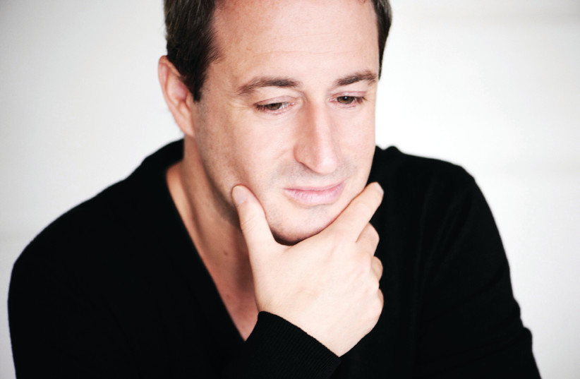 ITAMAR GOLAN: It's always a challenge and I'm always struggling with pieces I've been doing for my entire life. If it is too comfortable, something is wrong. (photo credit: DAN CARABAS)