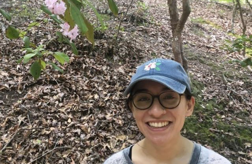 Florida student Lara Alqasem was detained at Ben Gurion Airport in Israel, allegedly for her ties to the Boycott Divestment Sanctions (BDS) movement. (photo credit: CODY O'ROURKE/COURTESY/TNS)