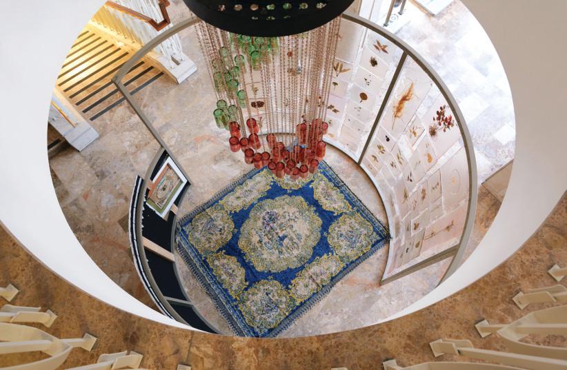 THE 'PROPERTIES' exhibit of the Manofim Jerusalem Contemporary Art Festival (photo credit: YANIV AMAR MUSEUM OF ISLAMIC ART)