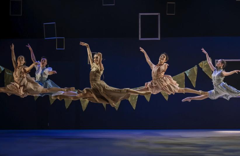 Jerusalem ballet, Fiddler on the roof (photo credit: MAYA ALTOS)