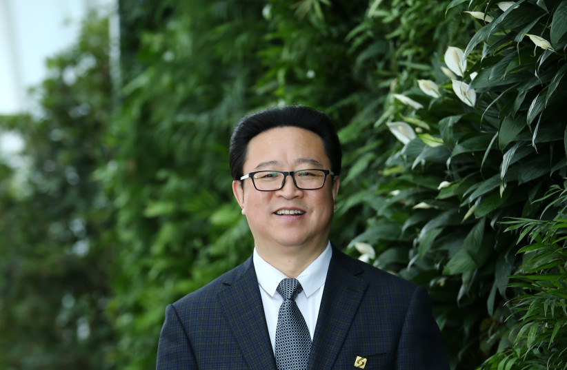 Chairman of Yunnan Investment Holdings Group, Sun Yun (photo credit: PR)