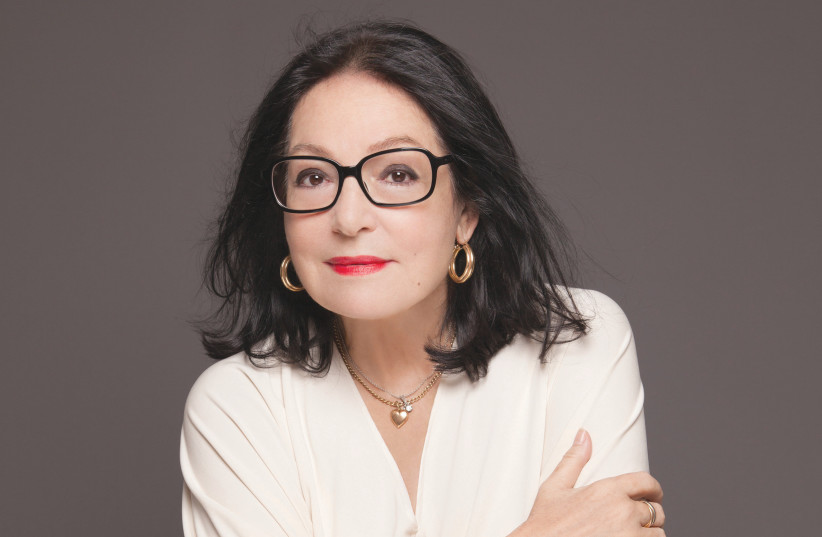 NANA MOUSKOURI: Music in general is therapeutic, but jazz is especially so (photo credit: KATE BARRY)