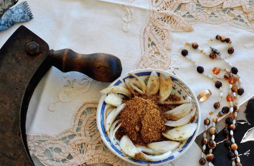 EAT LIKE AN EGYPTIAN (photo credit: PASCALE PEREZ-RUBIN)