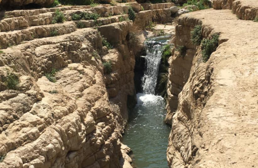 Wadi Qelt (photo credit: Courtesy)