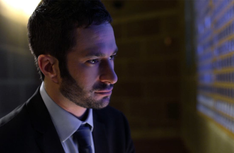 DIRECTOR AARON WOLF seen in a still from 'Restoring Tomorrow' (photo credit: Courtesy)