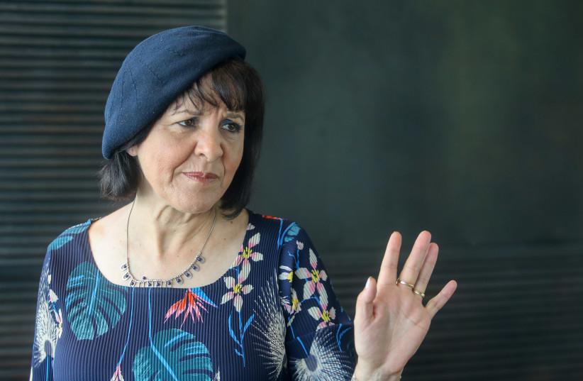 Aliza Bloch (photo credit: MARC ISRAEL SELLEM/THE JERUSALEM POST)