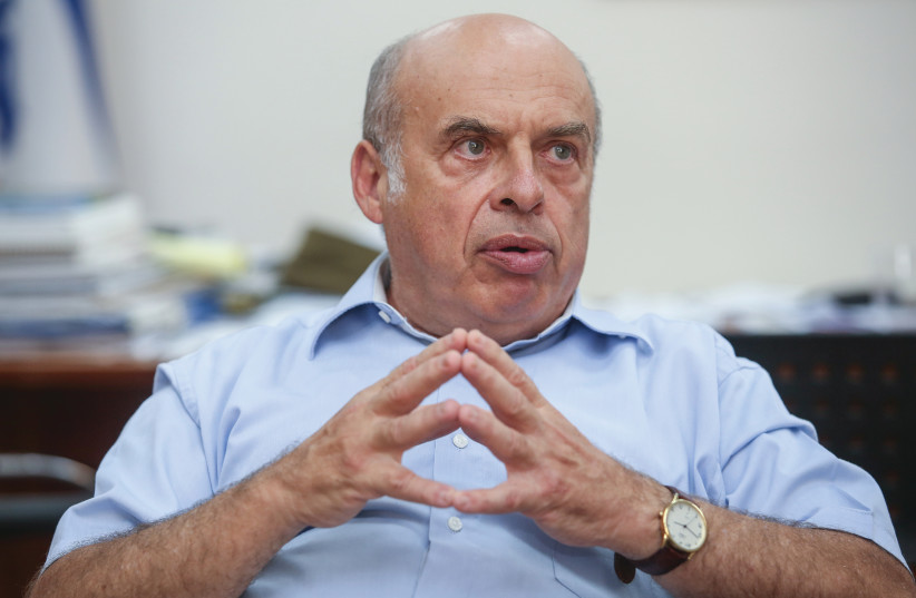 NATAN SHARANSKY: We don't want to be friends of those who hate Jews and love Israel, or those who hate Israel and love Jews.  (photo credit: MARC ISRAEL SELLEM)