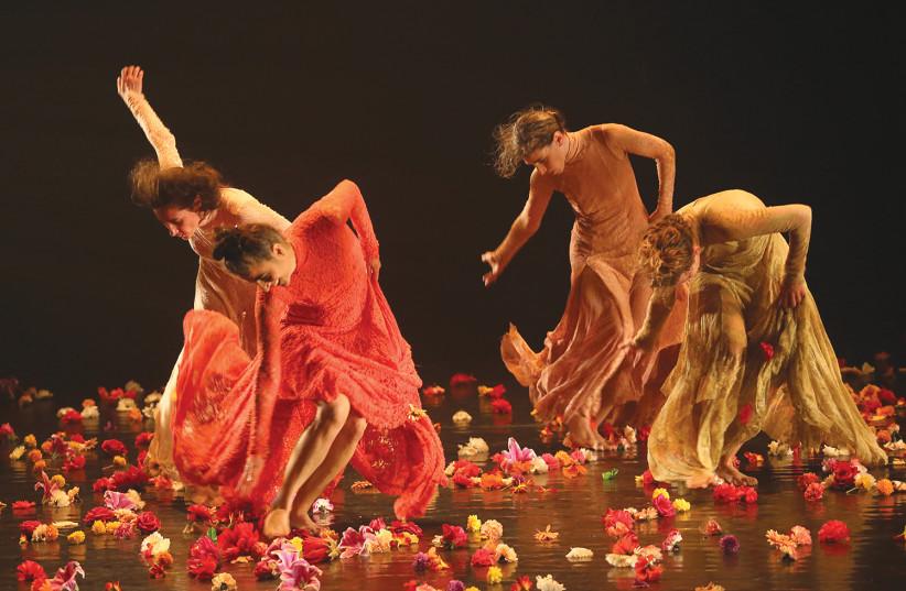 ORLY PORTAL's 'The Rite of Spring of Farid El-Atrache.'  (photo credit: NATASHA SHAKNES)