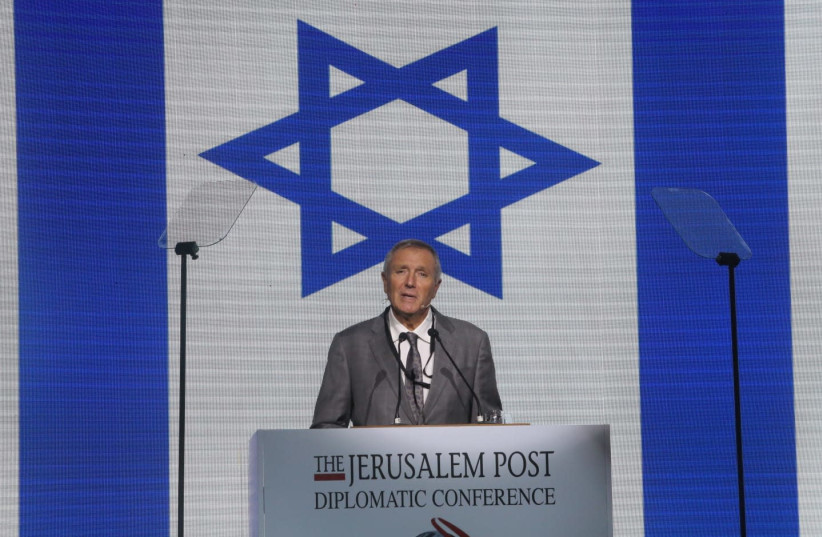 Representative of the Zehut party Albert Levy (photo credit: MARC ISRAEL SELLEM/THE JERUSALEM POST)