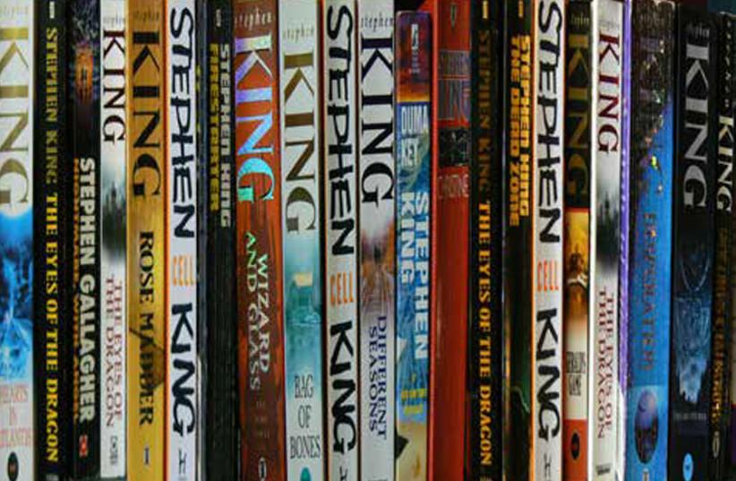 'I READ everything from Stephen King to Soren Kierkegaard.' (photo credit: JOHN ROBINSON/FLICKR)