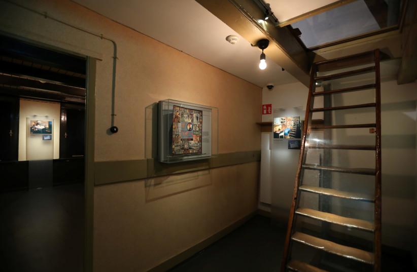 انشطة سياحية يمكن التعرف عليها خلال متحف آن فرانك في امستردام