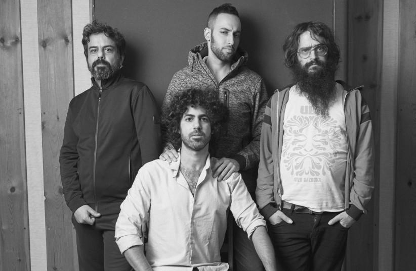 Yakir Sasson and his Jaffa Jazz Quartet (photo credit: Courtesy)