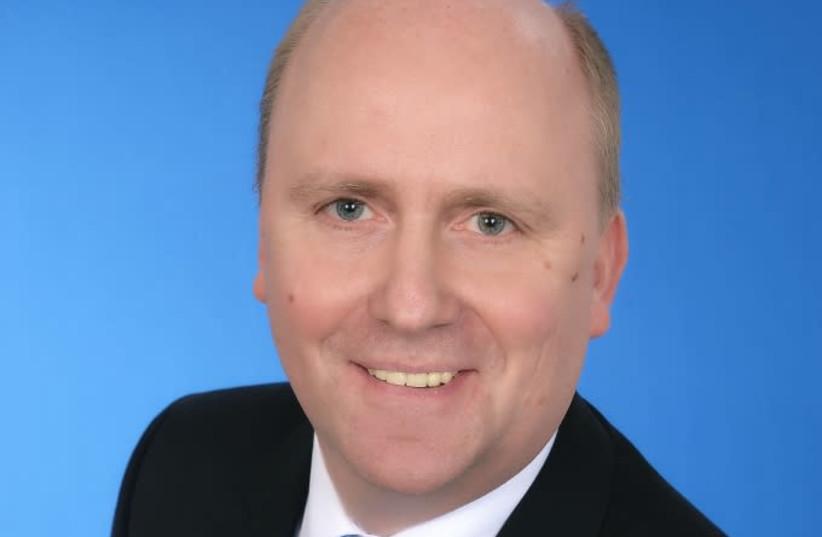 Uwe Becker (photo credit: CDU-KREISVERBAND FRANKFURT)