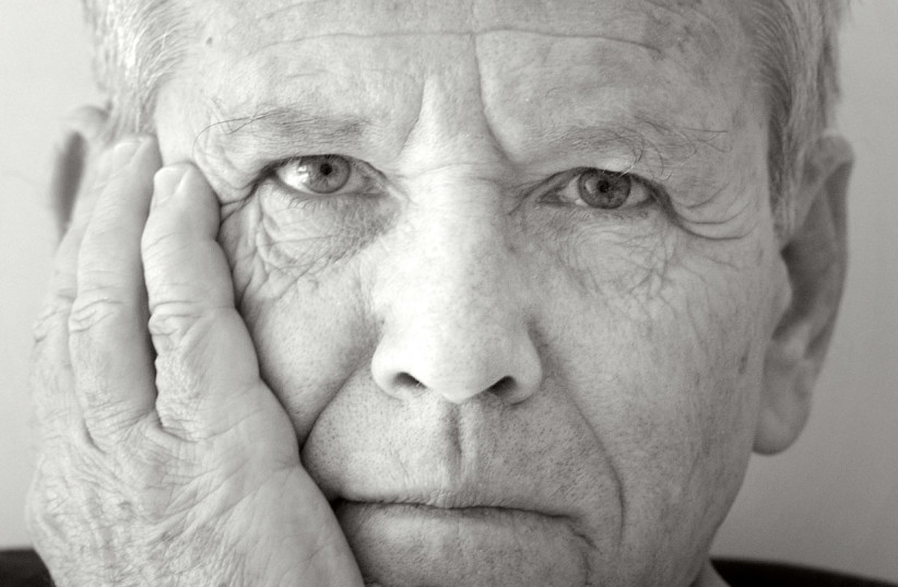 AMOS OZ worries that secular sensibilities are on the decline in the State of Israel (photo credit: MICHIEL HENDRYCKX)