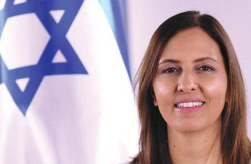 Member of Knesset Gila Gamliel (photo credit: MINISTRY OF SOCIAL JUSTICE)
