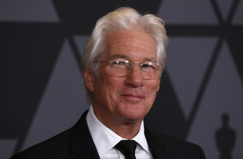 9TH Governors Awards – Arrivals – Los Angeles, California, U.S., 11/11/2017 - Actor Richard Gere (photo credit: REUTERS/MARIO ANZUONI)