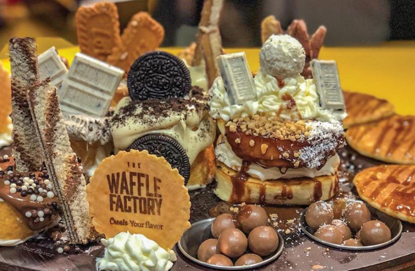 Waffle Factory (photo credit: Courtesy)