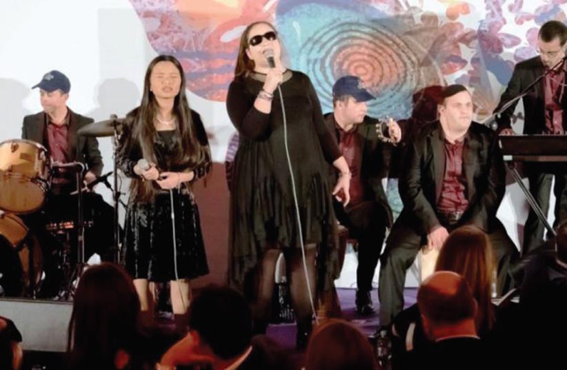 The Shalva Band (photo credit: Courtesy)