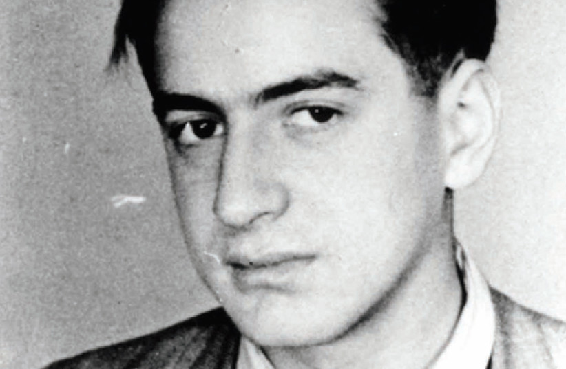 A young Elie Wiesel (photo credit: COURTESY: YAD VASHEM PHOTO ARCHIVE)