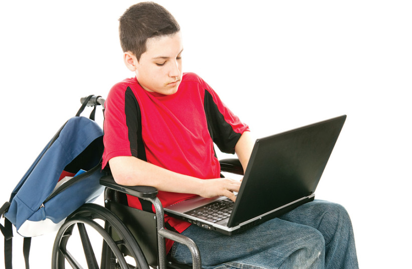 ACCORDING TO the JDC report, 95% of parents of special-needs children claimed they are in great need of financial assistance. (photo credit: INGIMAGE)