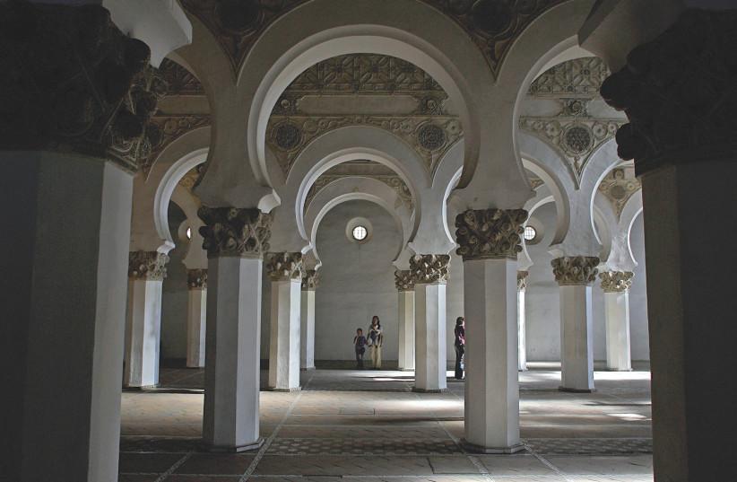 Santa Maria La Blanca, Spain  (photo credit: REUTERS)