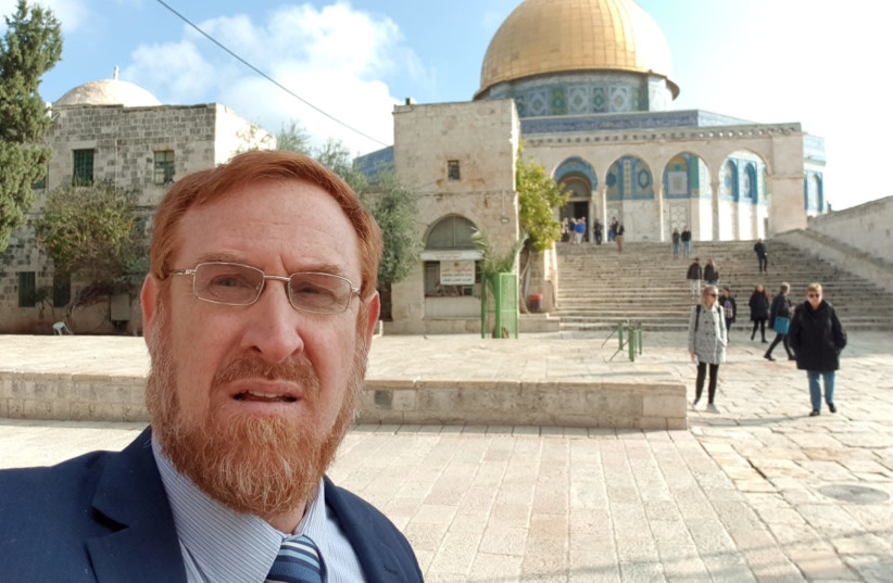 Police conduct midnight search of former MK Yehudah Glick's home