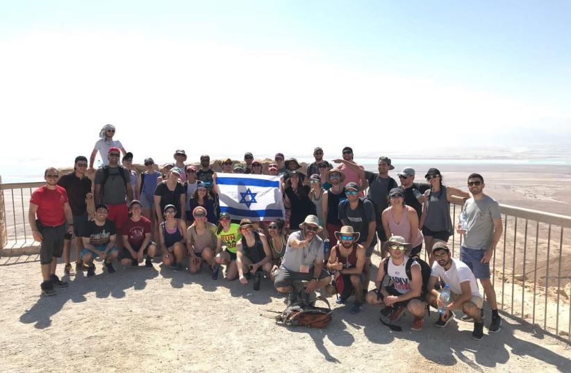 Birthright Israel (photo credit: LEAH GRAFF)