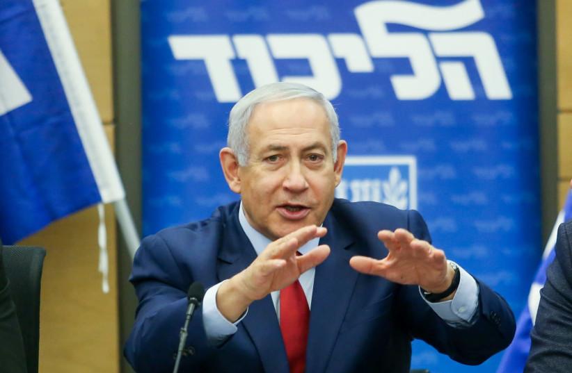 Prime Minister Benjamin Netanyahu, December 24, 2018 (photo credit: MARC ISRAEL SELLEM/THE JERUSALEM POST)