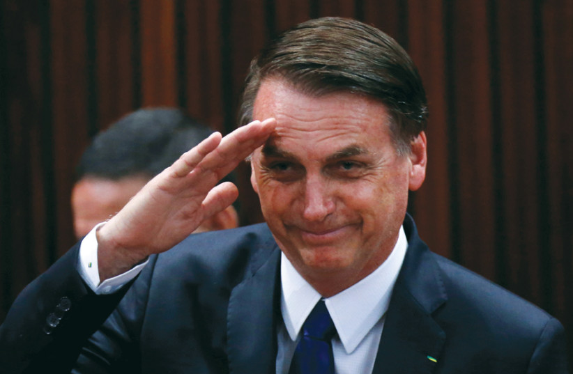 Brazil's Bolsonaro on coronavirus deaths: Sorry, some will die