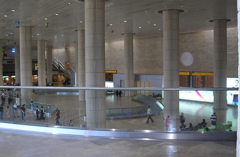 Ben Gurion International Airport - Terminal 3 (photo credit: DEROR AVI)