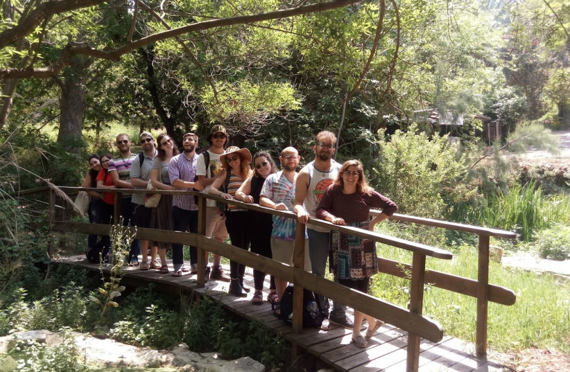 'Making a signifcant impact on children's lives': Masa Israel Teaching Fellowship participants (photo credit: Courtesy)