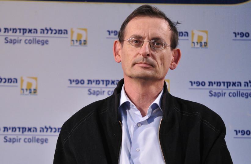 Dov Henin (photo credit: SAPIR COLLEGE/WIKIMEDIA COMMONS)