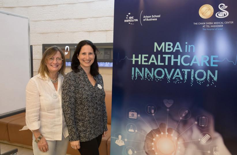 IDC Herzliya opens a new MBA program in Healthcare Innovation.  (photo credit: OREN SHALEV)